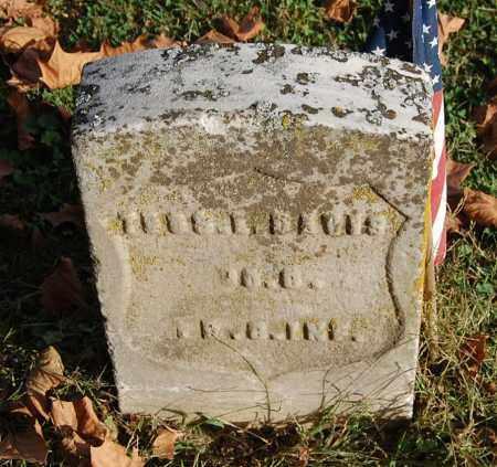 DAVIS, THOMAS E - Gallia County, Ohio | THOMAS E DAVIS - Ohio Gravestone Photos