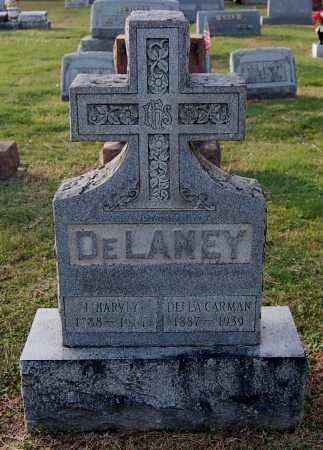 DELANEY, J. HARVEY - Gallia County, Ohio | J. HARVEY DELANEY - Ohio Gravestone Photos