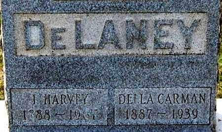 DELANEY, DELLA (CLOSE-UP) - Gallia County, Ohio | DELLA (CLOSE-UP) DELANEY - Ohio Gravestone Photos