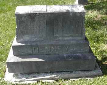 DENNEY, D. L. - Gallia County, Ohio | D. L. DENNEY - Ohio Gravestone Photos