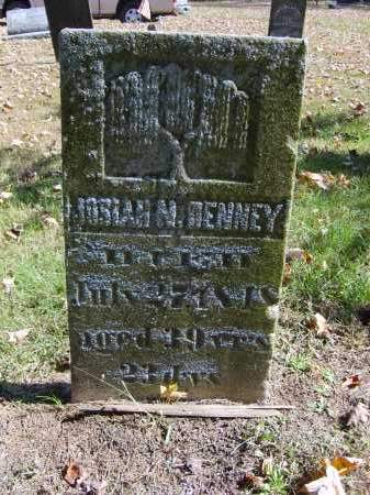 DENNEY, JOSIAH - Gallia County, Ohio | JOSIAH DENNEY - Ohio Gravestone Photos