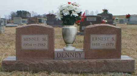 DENNEY, MINNIE - Gallia County, Ohio | MINNIE DENNEY - Ohio Gravestone Photos