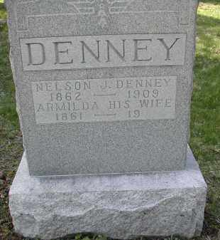 DENNEY, ARMILDA - Gallia County, Ohio | ARMILDA DENNEY - Ohio Gravestone Photos