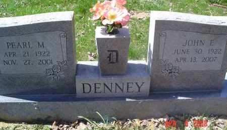 DENNEY, PEARL - Gallia County, Ohio | PEARL DENNEY - Ohio Gravestone Photos