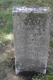 DENNEY, SARAH - Gallia County, Ohio | SARAH DENNEY - Ohio Gravestone Photos
