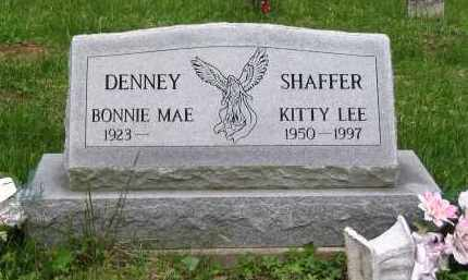 SHAFFER, KITTY LEE - Gallia County, Ohio | KITTY LEE SHAFFER - Ohio Gravestone Photos