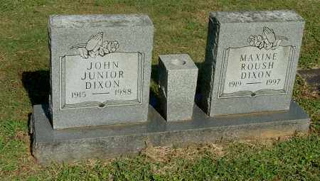 DIXON, JOHN JUNIOR - Gallia County, Ohio | JOHN JUNIOR DIXON - Ohio Gravestone Photos