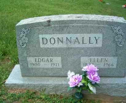 DONNALLY, EDGAR - Gallia County, Ohio | EDGAR DONNALLY - Ohio Gravestone Photos