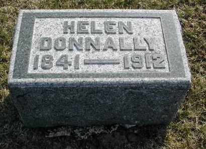 DONNALLY, HELEN - Gallia County, Ohio | HELEN DONNALLY - Ohio Gravestone Photos
