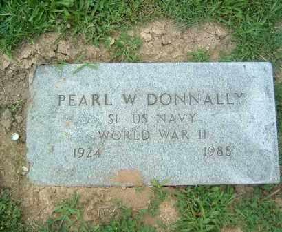 DONNALLY, PEARL W. - Gallia County, Ohio | PEARL W. DONNALLY - Ohio Gravestone Photos