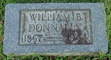 DONNALLY, WILLIAM BAXTER - Gallia County, Ohio | WILLIAM BAXTER DONNALLY - Ohio Gravestone Photos