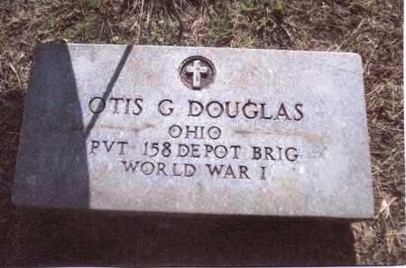 DOUGLAS, OTIS G. - Gallia County, Ohio | OTIS G. DOUGLAS - Ohio Gravestone Photos