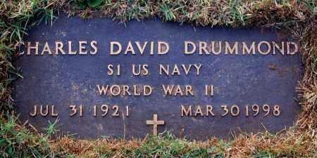 DRUMMOND, CHARLES - Gallia County, Ohio   CHARLES DRUMMOND - Ohio Gravestone Photos