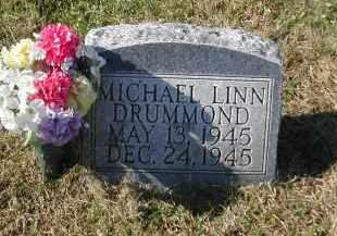 DRUMMOND, MICHAEL - Gallia County, Ohio | MICHAEL DRUMMOND - Ohio Gravestone Photos