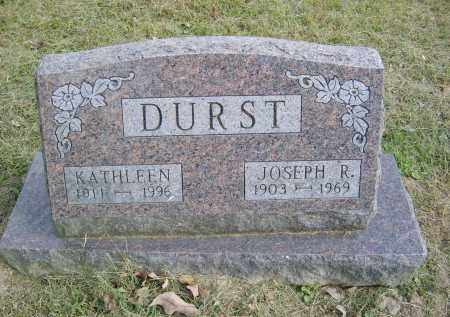DURST, KATHLEEN - Gallia County, Ohio | KATHLEEN DURST - Ohio Gravestone Photos