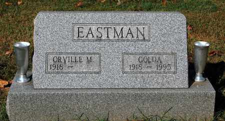EASTMAN, GOLDA - Gallia County, Ohio | GOLDA EASTMAN - Ohio Gravestone Photos
