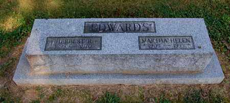 EDWARDS, HERBERT R - Gallia County, Ohio | HERBERT R EDWARDS - Ohio Gravestone Photos