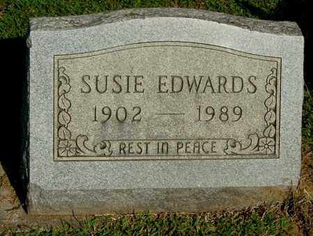 EDWARDS, SUSIE - Gallia County, Ohio | SUSIE EDWARDS - Ohio Gravestone Photos