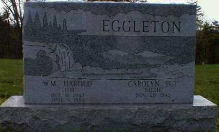 EGGLETON, WM - Gallia County, Ohio | WM EGGLETON - Ohio Gravestone Photos