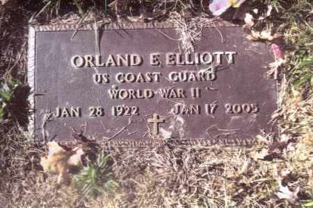 ELLIOTT, ORLAND E. - Gallia County, Ohio | ORLAND E. ELLIOTT - Ohio Gravestone Photos