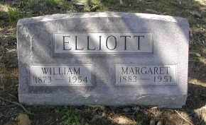 ELLIOTT, MARGARET - Gallia County, Ohio | MARGARET ELLIOTT - Ohio Gravestone Photos