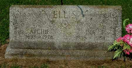ELLIS, INA - Gallia County, Ohio | INA ELLIS - Ohio Gravestone Photos