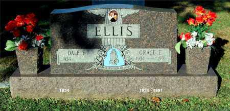 ELLIS, DALE F. - Gallia County, Ohio | DALE F. ELLIS - Ohio Gravestone Photos