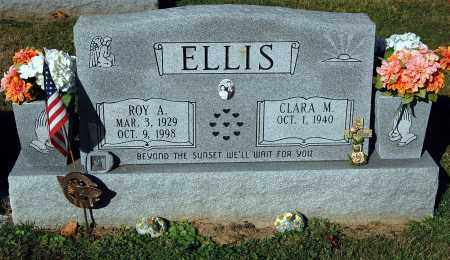ELLIS, CLARA M. - Gallia County, Ohio | CLARA M. ELLIS - Ohio Gravestone Photos