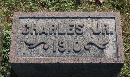 ELY, CHARLES JR. - Gallia County, Ohio | CHARLES JR. ELY - Ohio Gravestone Photos