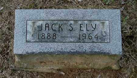 ELY, JACK S - Gallia County, Ohio | JACK S ELY - Ohio Gravestone Photos