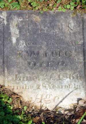 EWING, ANSTIS - Gallia County, Ohio | ANSTIS EWING - Ohio Gravestone Photos
