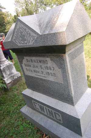 EWING, DR. B. H. - Gallia County, Ohio | DR. B. H. EWING - Ohio Gravestone Photos