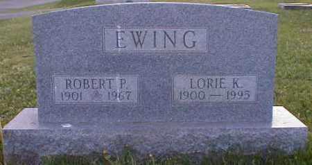 EWING, LORIE - Gallia County, Ohio | LORIE EWING - Ohio Gravestone Photos