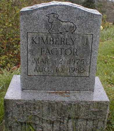 FACTOR, KIMBERLY - Gallia County, Ohio | KIMBERLY FACTOR - Ohio Gravestone Photos