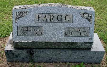 FARGO, JOHN ELIAS - Gallia County, Ohio | JOHN ELIAS FARGO - Ohio Gravestone Photos