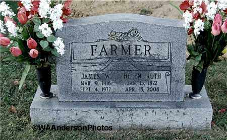 FARMER, JAMES W - Gallia County, Ohio | JAMES W FARMER - Ohio Gravestone Photos