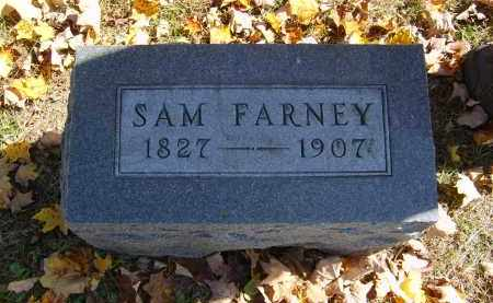 FARNEY, SAM - Gallia County, Ohio | SAM FARNEY - Ohio Gravestone Photos