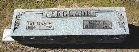 FERGUSON, MARY E. - Gallia County, Ohio | MARY E. FERGUSON - Ohio Gravestone Photos
