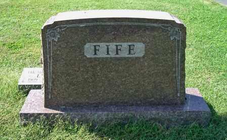 FIFE, FAMILY MONUMENT - Gallia County, Ohio | FAMILY MONUMENT FIFE - Ohio Gravestone Photos