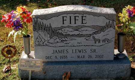 FIFE, JAMES - Gallia County, Ohio | JAMES FIFE - Ohio Gravestone Photos