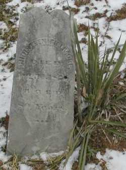 FILLMORE, CHRISTEEN - Gallia County, Ohio | CHRISTEEN FILLMORE - Ohio Gravestone Photos