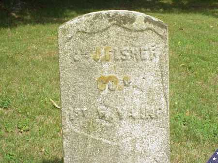 FISHER, ?. ?. - Gallia County, Ohio | ?. ?. FISHER - Ohio Gravestone Photos