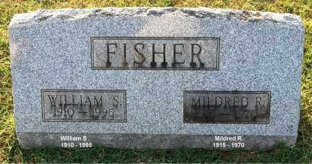 FISHER, WILLIAM S. - Gallia County, Ohio | WILLIAM S. FISHER - Ohio Gravestone Photos