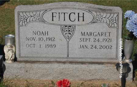 FITCH, MARGARET - Gallia County, Ohio | MARGARET FITCH - Ohio Gravestone Photos