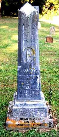 FRASER, ANGELINE S - Gallia County, Ohio | ANGELINE S FRASER - Ohio Gravestone Photos