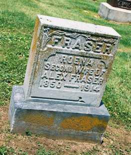 FRASER, ROENA - Gallia County, Ohio | ROENA FRASER - Ohio Gravestone Photos