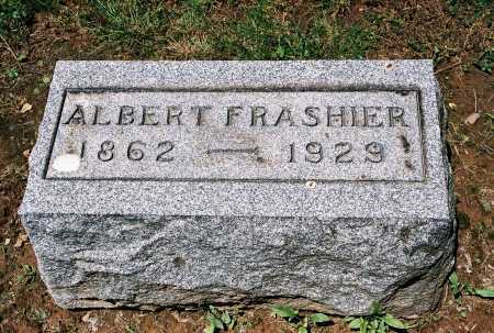FRASHIER, ALBERT - Gallia County, Ohio | ALBERT FRASHIER - Ohio Gravestone Photos