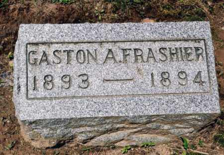 FRASHIER, GASTON A. - Gallia County, Ohio | GASTON A. FRASHIER - Ohio Gravestone Photos