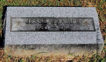 FRASIER, JESSE - Gallia County, Ohio | JESSE FRASIER - Ohio Gravestone Photos