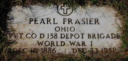 FRASIER, PEARL - Gallia County, Ohio | PEARL FRASIER - Ohio Gravestone Photos